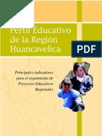 Huancavelica Perfil Educativo