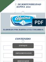 Sostenibilidad Alpina