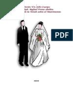 Libro Matrimonio