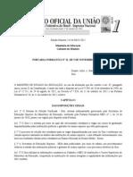Portaria n-¦ 21-2012 - Sisu 1.2013