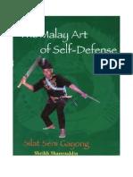 3799571 the Malay Art of SelfDefense Silat Seni Gayong 1