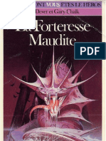 Loup Solitaire 07 - La Forteresse Maudite