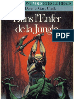 Loup Solitaire 08 - Dans l'Enfer de La Jungle