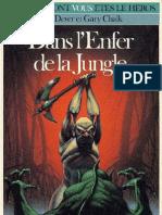 Loup Solitaire 08 - Dans l'Enfer de La Jungle