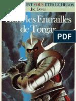 Loup Solitaire 10 - Dans Les Entrailles de Torgar