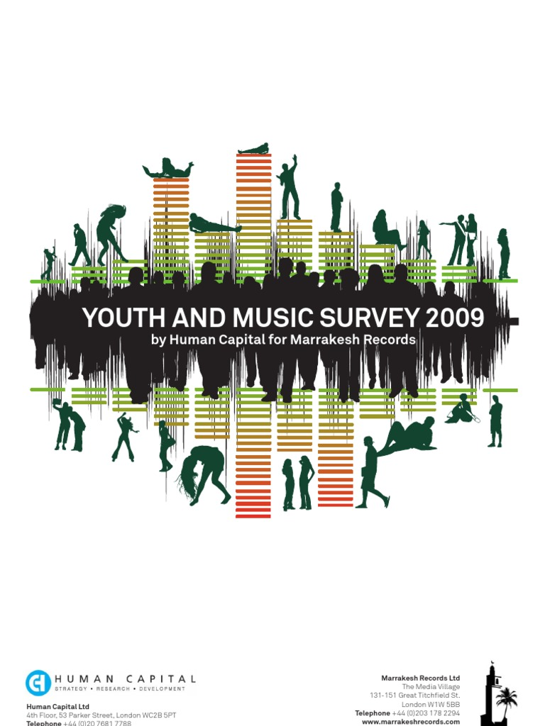 music survey Curriculum, music, and community | make your own music class project: family music survey in this project, students will develop a set of survey questions on music preferences and experiences to ask family members.