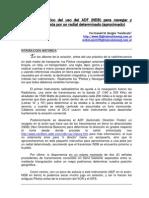 Instructivo Practico Del Uso Del ADF
