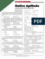 Quantitative Aptitude16