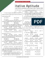 Quantitative Aptitude17