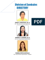 DepEd Division of Zambales