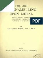 Art of Enamelling on Metal