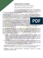 Hemangioma Capilar y Cavernoso