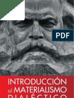 Introducción Al Materialismo Dialectico