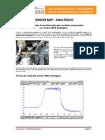 Sensor MAP Analogico