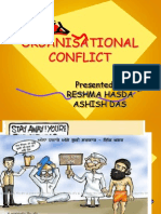 Organisational Conflict