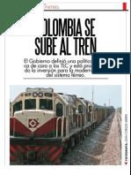Colombia Se Sube Al Tren