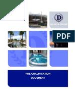 Prequalification Delmon Scaffolding