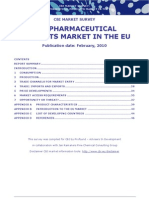 2010 - Pharmaceutical Products - EU
