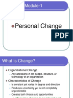 personal change.ppt