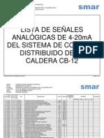 Base de Datos Caldera Cb-12 Rev. 2 (1)