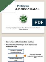 Sistem Jaminan Halal 23000