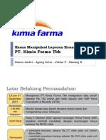 Kasus Kimia Farma