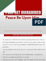 Mohammed(PBUH) the Last Prophet