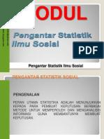 pengantar statistik sosial