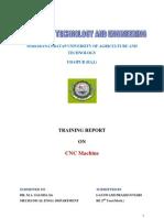 Himson Engg Training Report