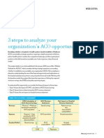 3 Steps to Analyze Your Organization's ACO Opportunity