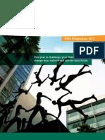 INSEAD MBA 2013 Brochure