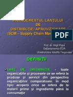 14. Supply Chain Management (SCM)