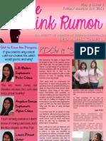 Pink Rumor
