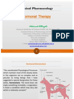 Clinical Pharmacology Hormonal Therapy