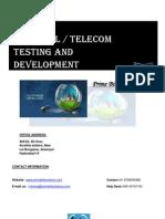 New Protocol- Telecom Testing and Development (1)