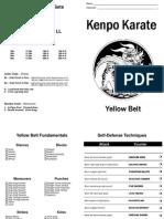 YellowTechCard Americankenpokarate Net