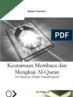 Kitab at-Tibyan Fi Adab Hamalat Al-Qur_an Karya Imam Nawawi