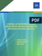 Studiu Procesul Bologna 2005-2011