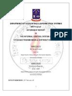 Internship Report Draft - PDF - Copy