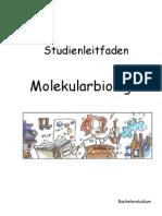 Studienleitfaden-Molekularbiologie-WS1213