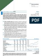 Investec Report