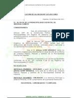 Resolucion Nº 138 -2011 Felicitaciòn Univ. C.Vallejos  Windor 24.03.11 FALTA ARCHIVAR