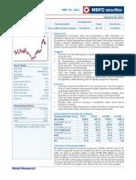 Geometric Stock Note