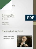 Rodrik the Globalization Paradox