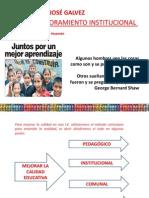 Plan de Mejoramiento de La i.e.