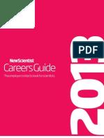 UK Careers Guide 2013