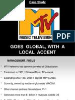 19202993 MTV Case Study
