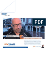 Advertentie van RTV Noord in DvhN