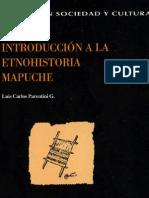 Introducion a La Etnohistoria Mapuche