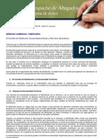 DERECHO COMERCIAL Y MERCANTIL El Contrato de Distribucion Exclusividad Territorial y Valor Llave Del Producto